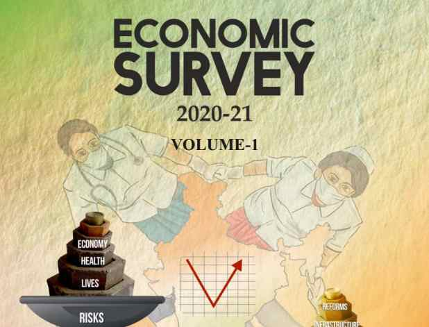 You are currently viewing Economic Survey 2021 PDF Download by India budget