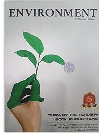 You are currently viewing Shankar IAS Environment pdf Book 7th edition 2021