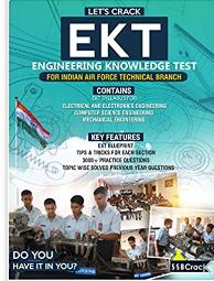 Download Let's Crack ekt book for electrical and electronics pdf free download for AFCAT Exam