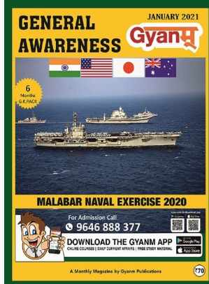 Gyanm English Current Affairs Magazine