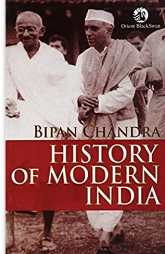 History of Modern India by Bipin Chandra pdf Download