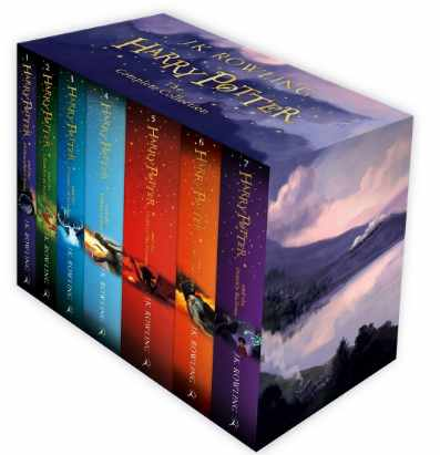You are currently viewing Harry Potter Books set 1-8 PDF