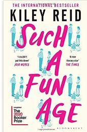 Such a Fun Age Book by Kiley Reid