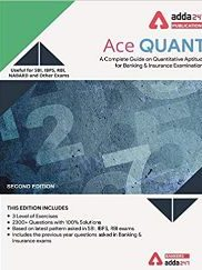 Download Free Book Ace Quantitative Aptitude For Banking and Insurance PDF