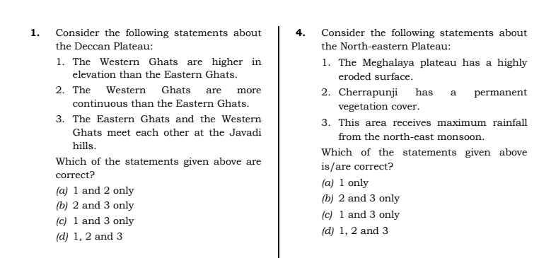 [English] Rau's IAS Prelims 2021 Test 19 PDF