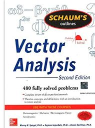 Schaum's Outline Vector Analysis pdf