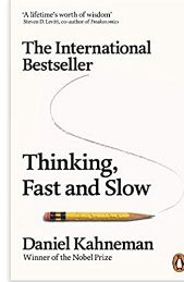 Thinking Fast and Slow Book pdf by Daniel Kahneman
