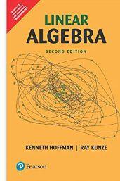 Linear Algebra by Kenneth M Hoffman PDF