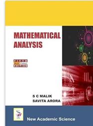 mathematical analysis by malik and arora pdf