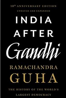 You are currently viewing India after Gandhi PDF by Ramachandra Guha