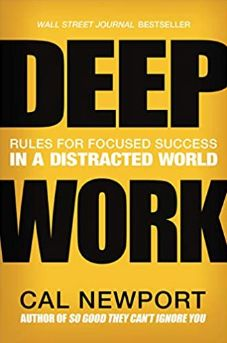 [PDF] Deep Work Book pdf by Cal Newport Free Download