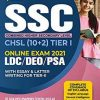 SSC CHSL (10+2) Guide Combined Higher Secondary