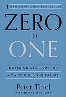 Zero to One Book PDF Download Free by Peter Thiel