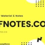 Read more about the article Environmental Studies Notes pdf free Download