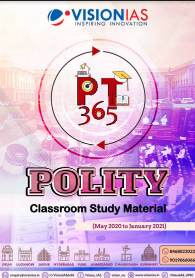 PT 365 Vision IAS Polity and Constitution PDF