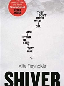 Shiver Book by Allie Reynolds