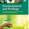 Environment and Ecology for UPSC CSE by Vaishali Anand