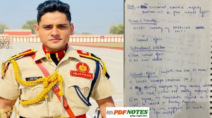 You are currently viewing IPS Lakshay Pandey Book list & strategy for UPSC CSE