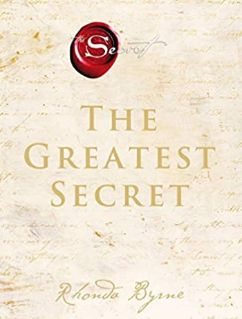 The Greatest Secret PDF Book Free Download