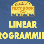 Read more about the article Linear Programming by Krishna Series PDF