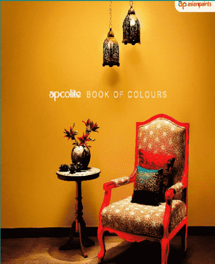 You are currently viewing Asian Paints Colour Book 2021 PDF