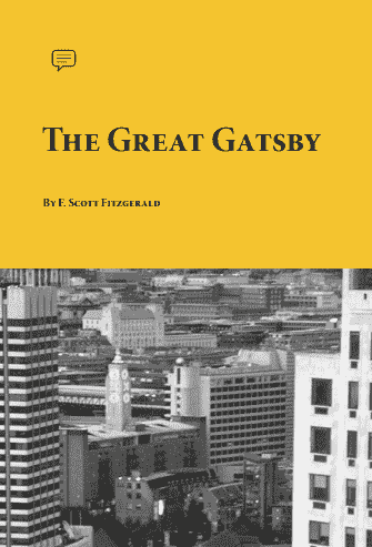 You are currently viewing The Great Gatsby Book PDF Download