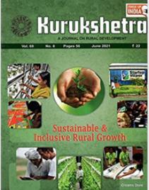 You are currently viewing Kurukshetra Magazine June 2021 PDF