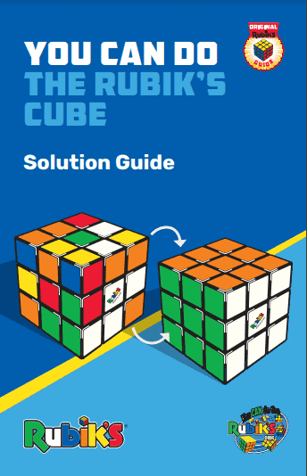 You are currently viewing Rubik's Cube Solution Guide PDF