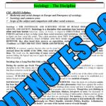 Read more about the article Vikash Ranjan Sociology Notes PDF