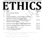 Read more about the article Vision IAS Ethics Notes 2021