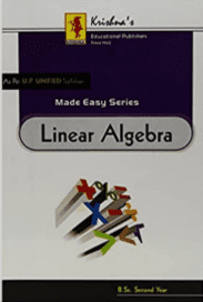 You are currently viewing Linear Algebra Krishna Series PDF