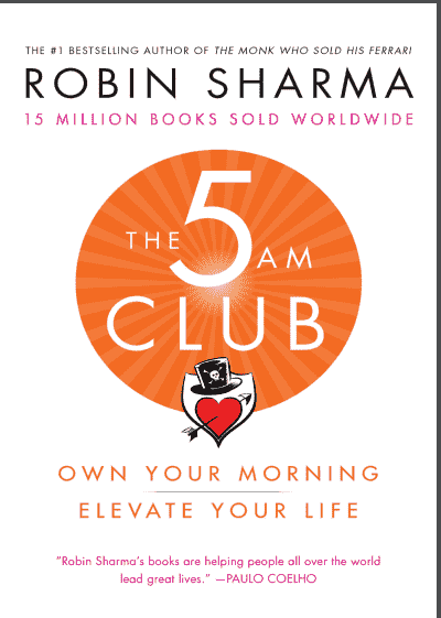 Read more about the article The 5am Club PDF